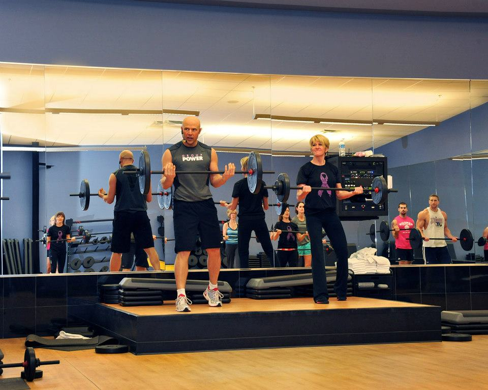 Salina Group Fitness Monthly Blog - April 2015