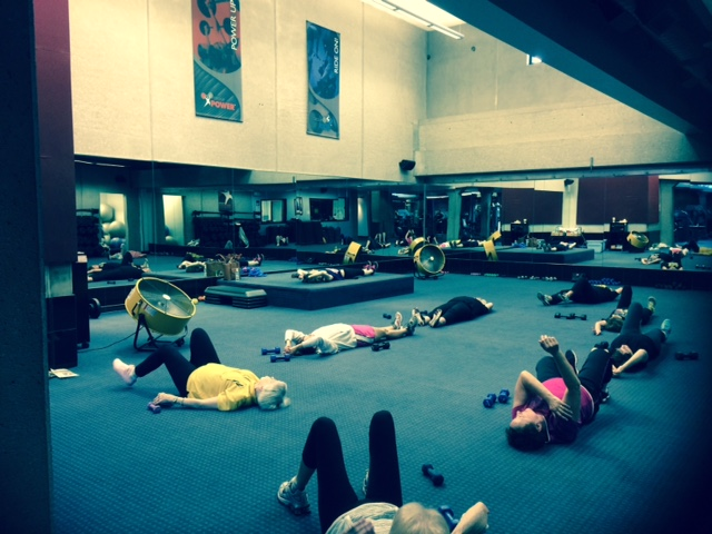 West 13th Group Fitness Monthly Blog - April 2015