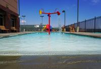 132nd & Center Splash Pool