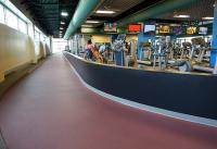 Midtown Crossing Indoor Track