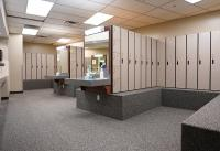 Midtown Crossing Gym Lockers