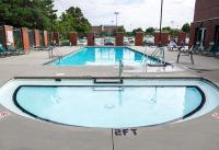 North Overland Park Gym Pool
