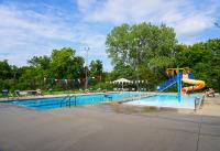 Overland Park Gym Outdoor Pool