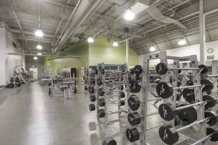 Personal Training At South Tulsa