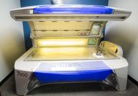 Salina Gym Tanning Bed