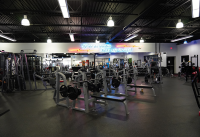 McPherson Gym Weight Room