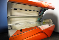 McPherson Gym Tanning Bed