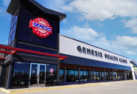 Genesis Health Clubs McPherson