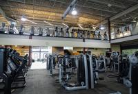 Sprague Gym Equipment View