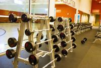 Weight Lifting Genesis Gym