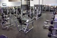 Genesis Spacious Workout Room