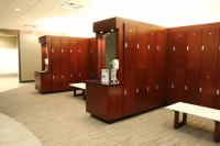 Topeka North Locker Room