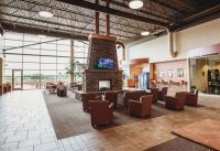 Ridgeview Gym Lounge Area