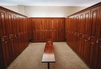 Ridgeview Gym Lockers