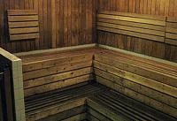 Independence Gym Sauna