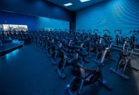 Ward Parkway Gym Cycle Class