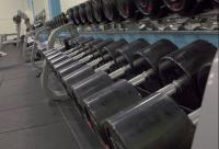 Liberty Gym Free Weights