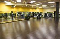 Boardwalk Fitness Room