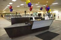 Boardwalk Gym Reception