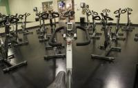 Boardwalk Gym Spin Class