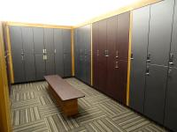 Shadow Lake Locker Room