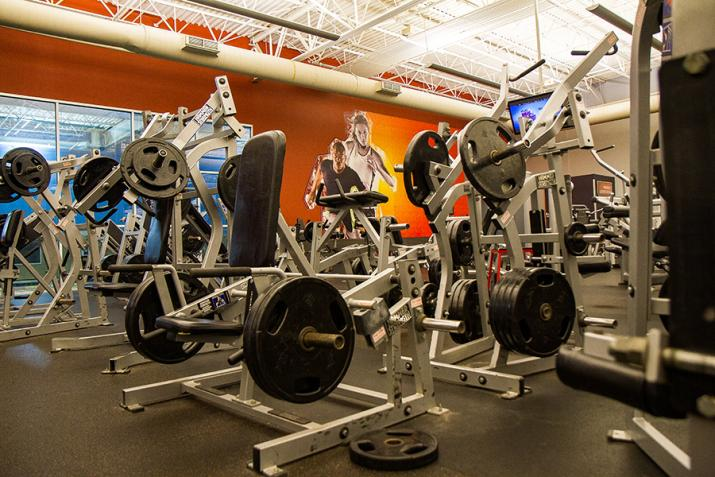 fort collins fitness centers