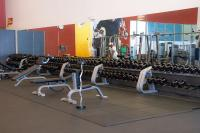 Genesis Free Weights Room