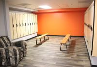 Vivion Rd Gym Lockers
