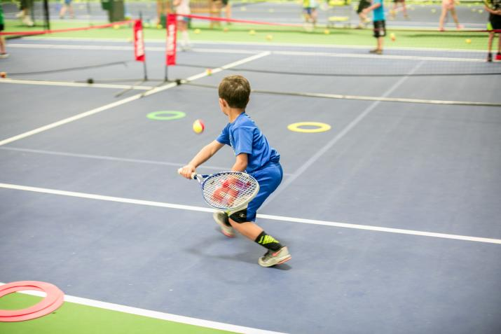 Overland Park Tennis Lessons & Programming | First Tennis