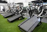 KC Racquet Club Gym Equipment