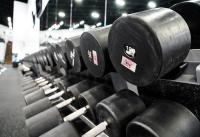 KC Racquet Club Dumbbells