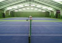 Hickman Road Gym Tennis Court