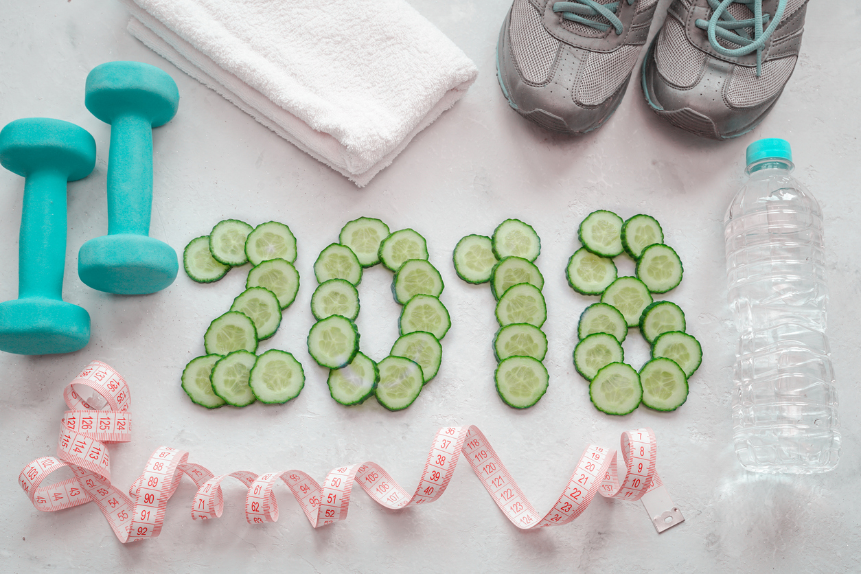5 Ways to Make Your New Year's Diet and Fitness Resolutions Stick