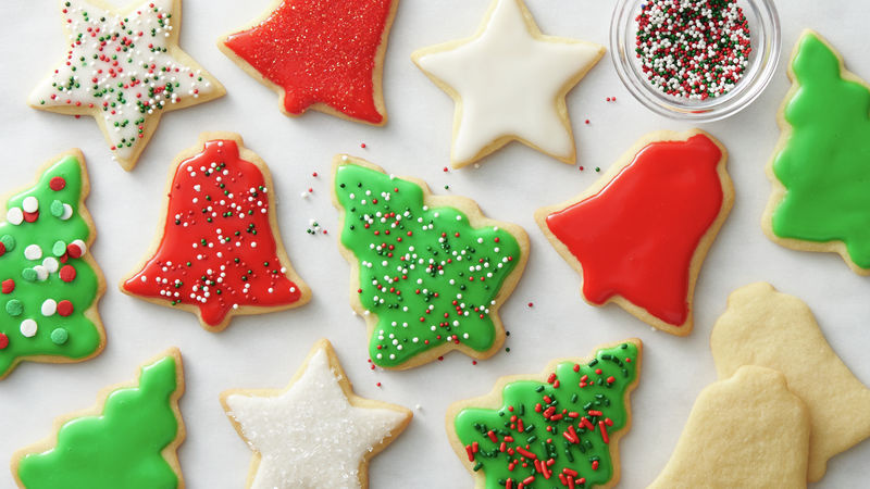 Healthy Christmas Cookies - Grain and Gluten Free!