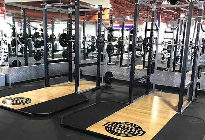 Cass Weight Room