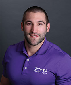 Regional Fitness Manager Cody Hanel