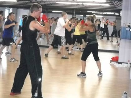 Hutchinson Group Fitness Monthly Blog - July 2015