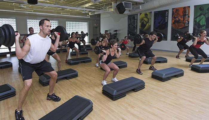 Group Fitness Class Benefits