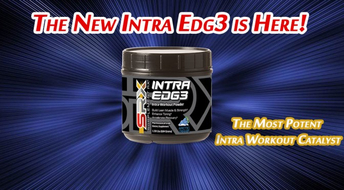 Intra Edg3: An Intra-Workout BCAA Catalyst