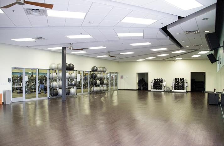 Lee's Summit Group Fitness Studio