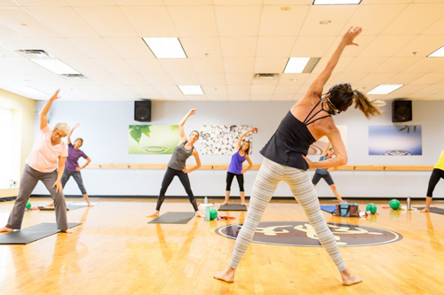 Barre Fitness at Genesis Miramont South