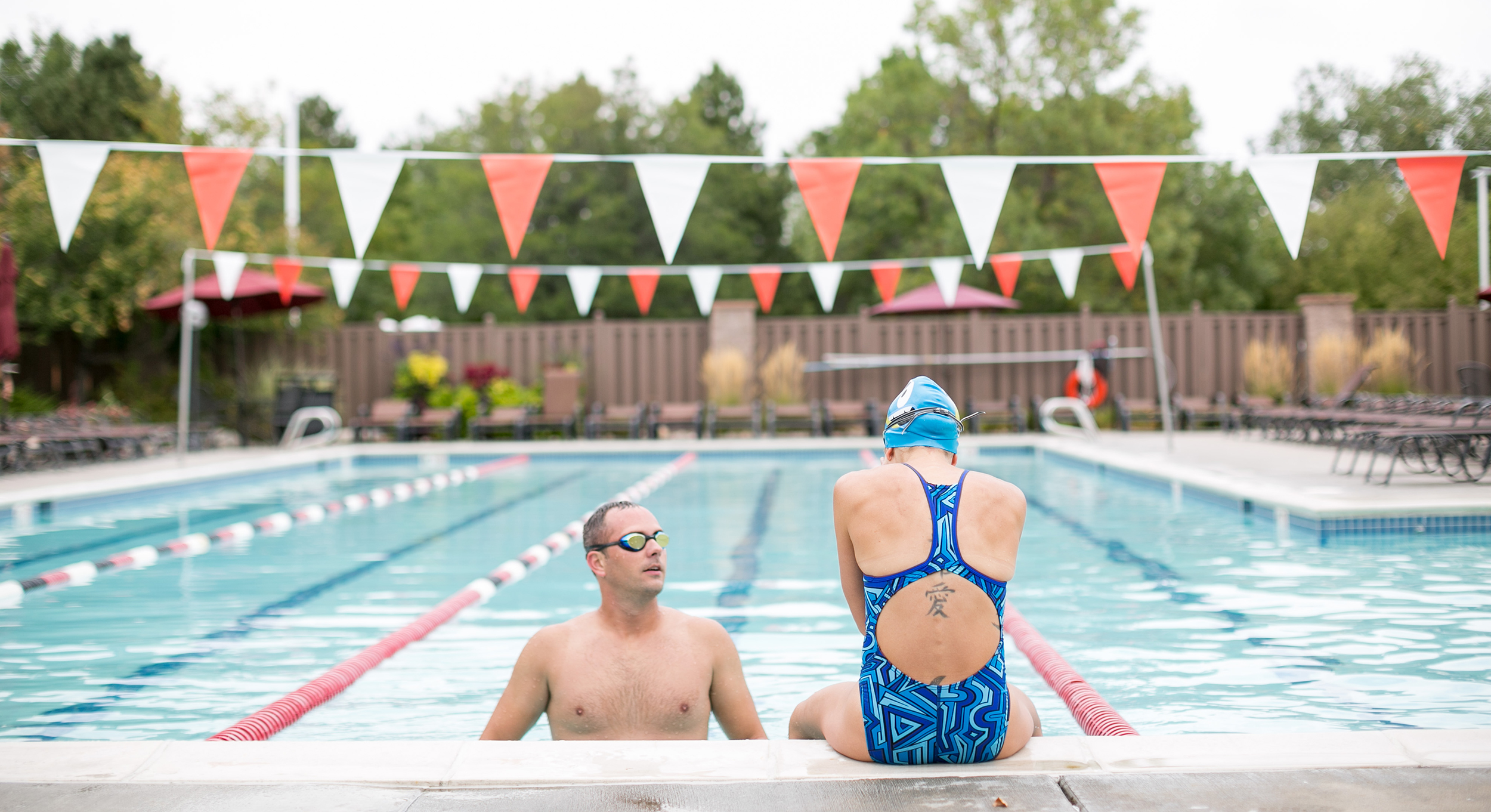 Outdoor pool and aquatics classes in Fort Collins