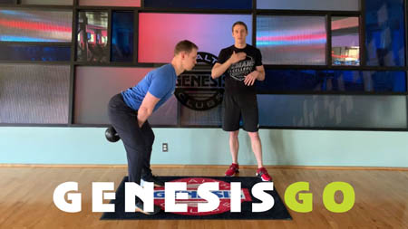 Exercise of the Day - Kettlebell Swing