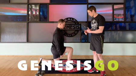Exercise of the Day - Lunges