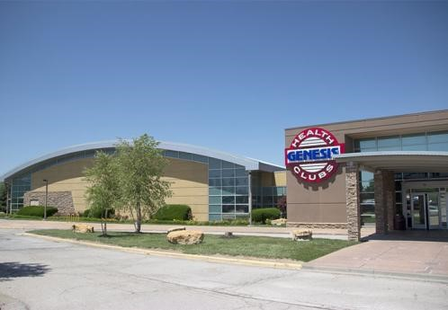 Olathe Ridgeview Gym Genesis Health Clubs
