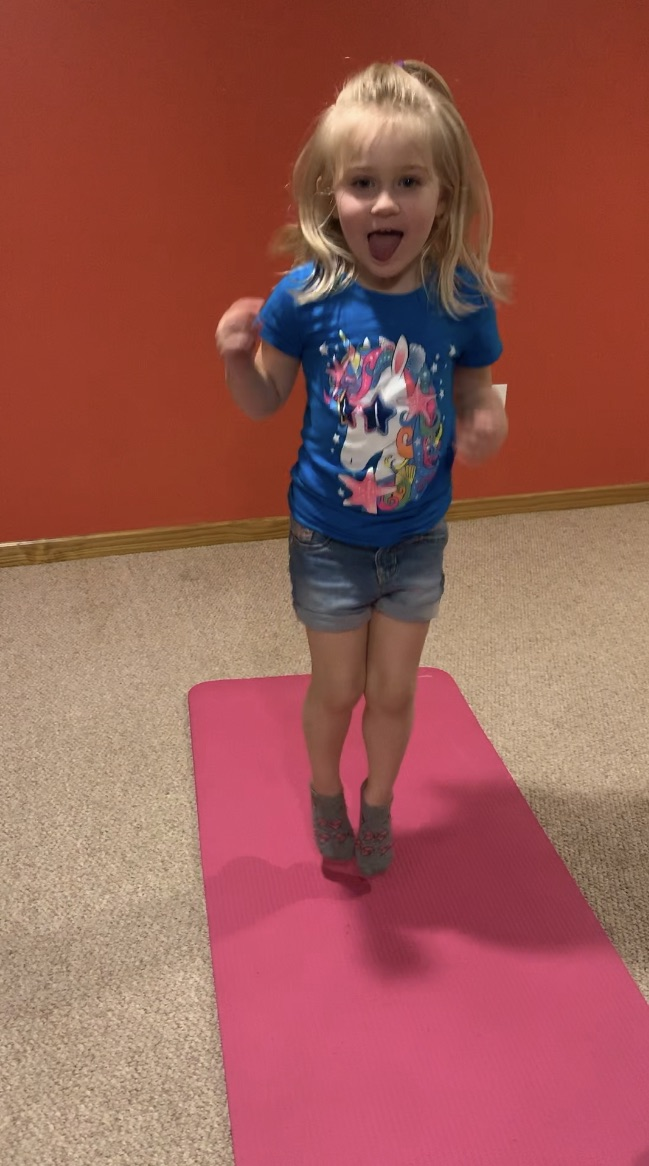100 Count Kids Workout!