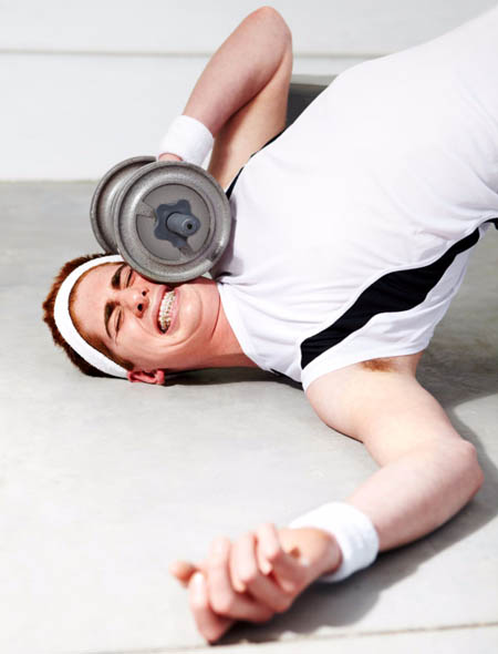 Embarrassing Gym Moments and How to Deal