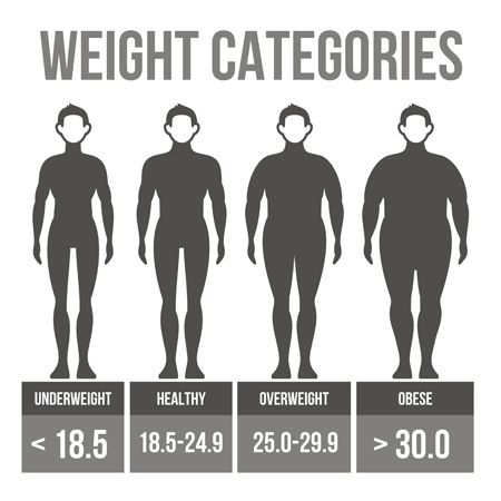 BMI Weight Categories