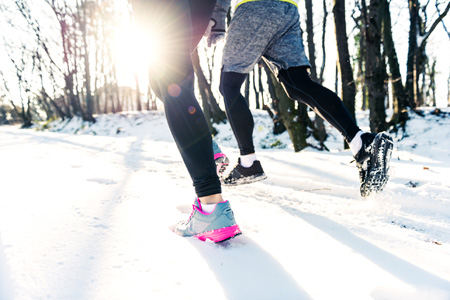 Staying Motivated for Winter Exercise