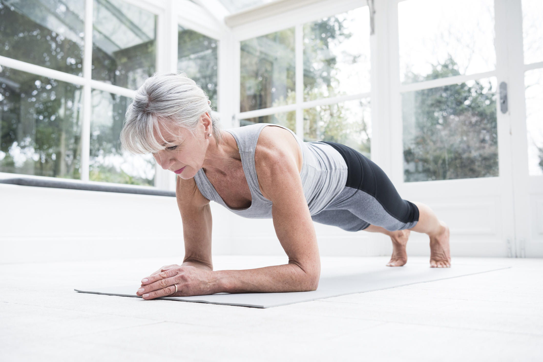 Plank Exercise For Back Pain